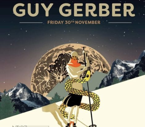Guy Gerber @ HYPERION x Caden – November 30th, 2018