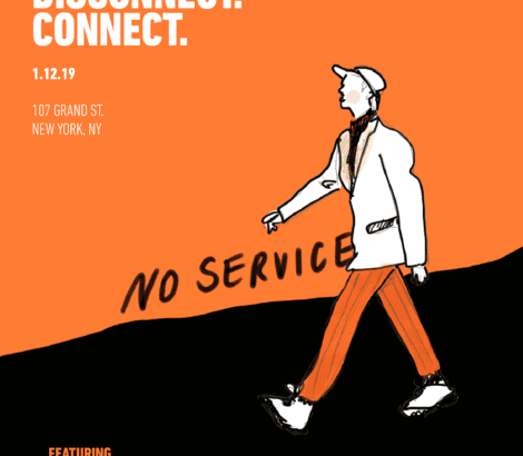 Ready Made Collective's NO SERVICE Art Show – January 12th, 2019