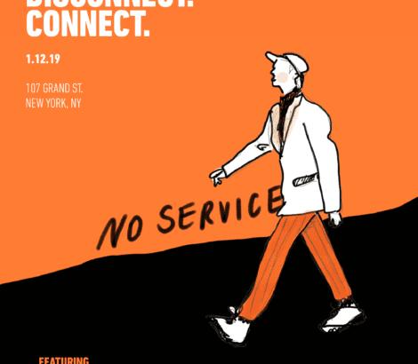 NO SERVICE – Ready Made Collective