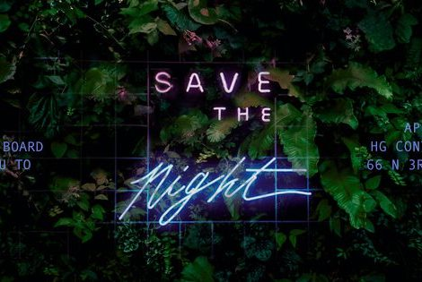 Save the Night with CVTC x HG Contemporary  –  April 13th, 2019