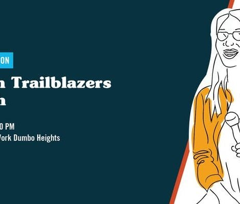 Women Trailblazers in Tech x Flatiron School – March 26th, 2019