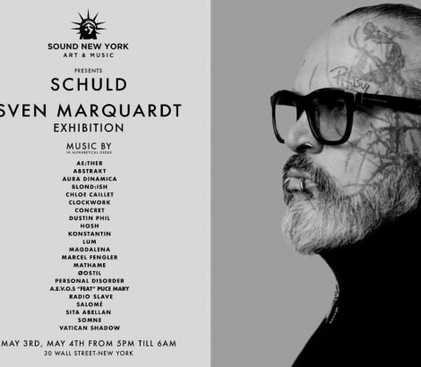 Sound New York x Berghain – May 3rd-4th, 2019