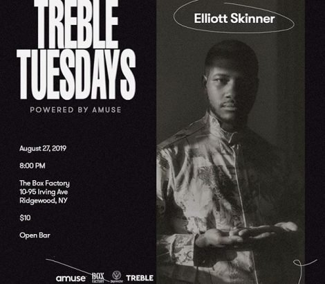 TREBLE x JAGERMEISTER – AUG 27TH, 2019