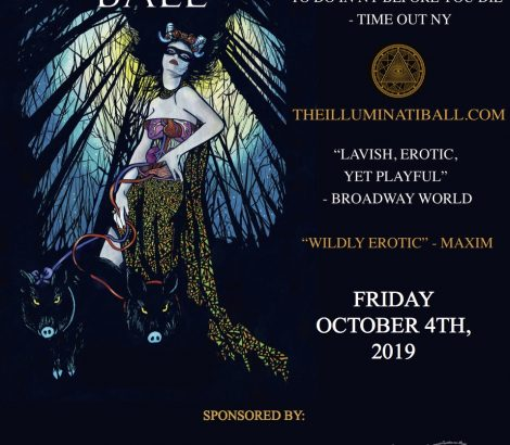 THE ILLUMINATI BALL – OCTOBER 4, 2019