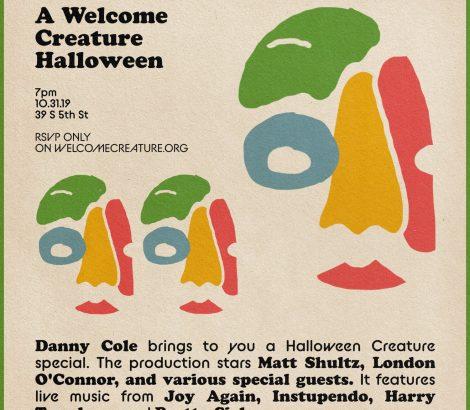 Danny Cole Halloween – Oct 31st, 2019