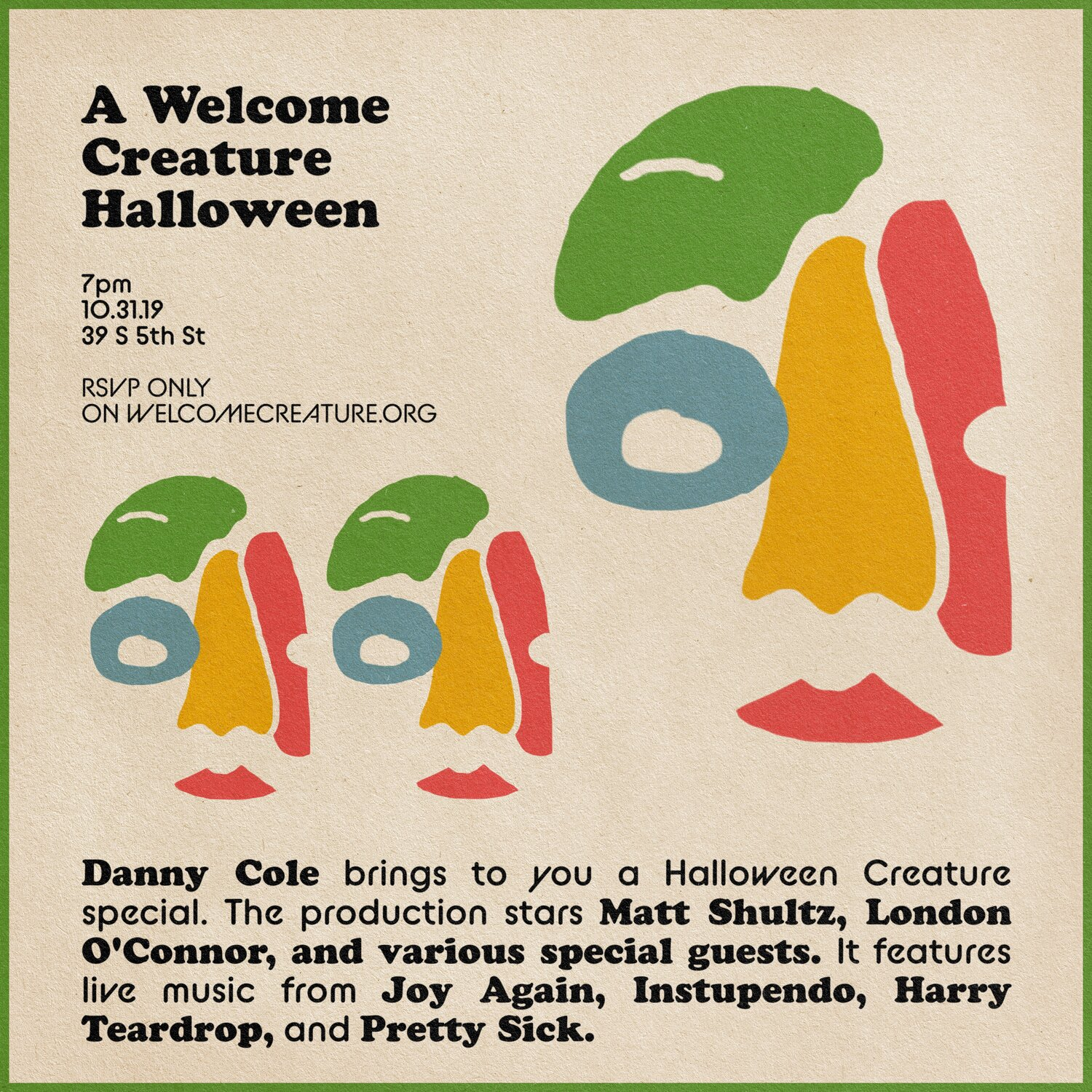 Nyc Halloween October 2020 Rsvp Danny Cole Halloween – Oct 31st, 2019 | NYC EVENT PRO