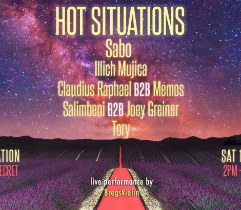 Hot Situations –  Nov 9th, 2019